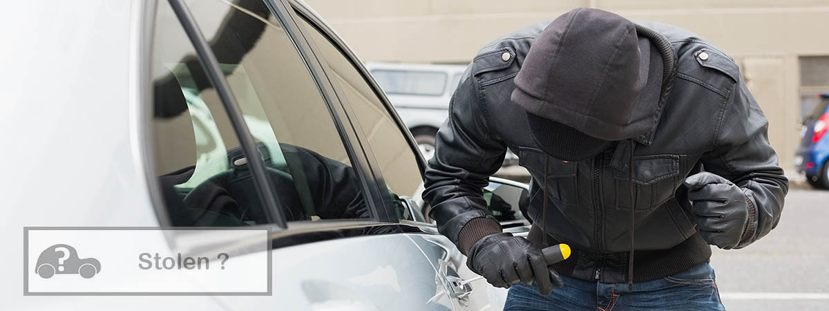 Check if a car has been stolen before you buy it