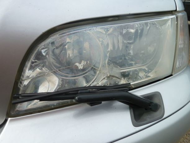 Check your headlight casings and bulbs before MOT