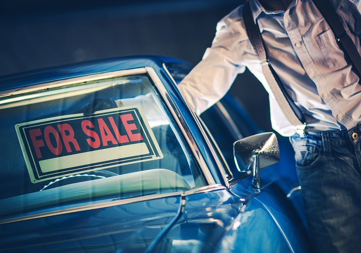 Selling your Car – the popular options